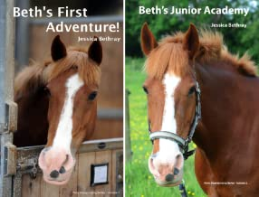 Pony Showjumping Stories (2 Book Series)