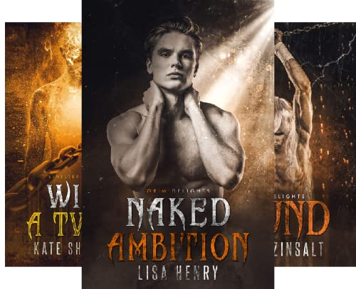 Grim and Sinister Delights (7 Book Series)