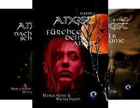 ANGST (Reihe in 3 Bänden)