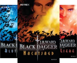 BLACK DAGGER (Reihe in 36 Bänden)