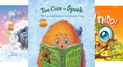 Special Monsters Collection (3 Book Series)