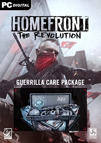 Homefront: The Revolution - The Guerilla Care Package [PC Code - Steam]