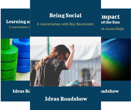 Ideas Roadshow Conversations (51-100) (50 Book Series)