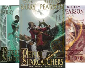 Peter and the Starcatchers (5 Book Series)
