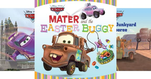 Disney Storybook - Cars