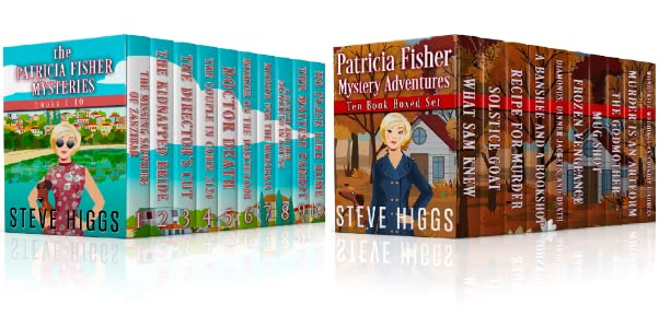 Patricia Fisher's Big Boxed Sets