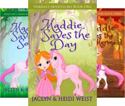 Maddie's Adventures (4 Book Series)