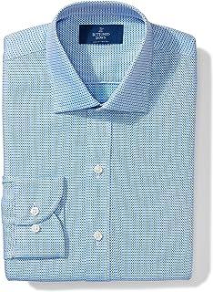 Amazon Brand - BUTTONED DOWN Men's Slim Fit Check...