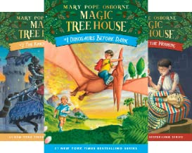 Magic Tree House (33 Book Series)