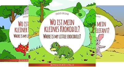 Wo ist...?-Reihe (Reihe in 4 Bänden)