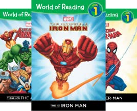 World of Reading: Level 1 (50 Book Series)