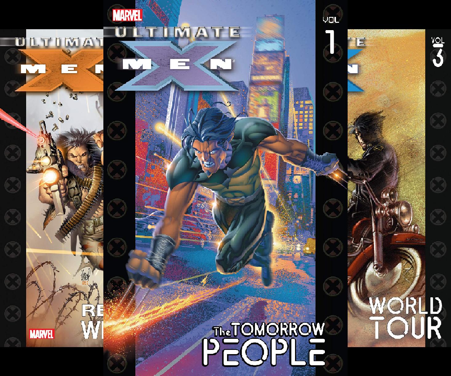 Ultimate X-Men (19 Book Series)