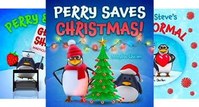 Penguin Adventure Series (4 Book Series)