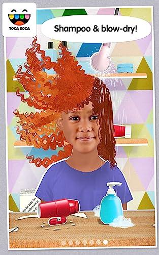 『Toca Hair Salon Me』の4枚目の画像