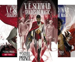 Shades of Magic - The Steel Prince (3 Book Series)