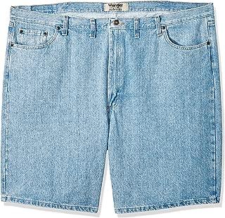 Authentics Men's Big & Tall Classic Relaxed Fit 5 Pocket Jean Short
