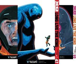 X-O Manowar (2012- ) (4 Book Series)