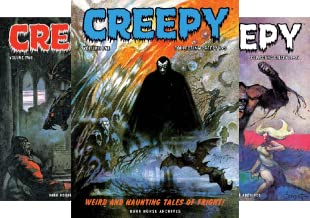Creepy Archives (29 Book Series)