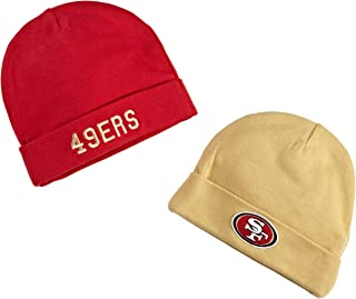 NFL San Francisco 49ers Two Pack Cap Set Infant/Toddler Boys'