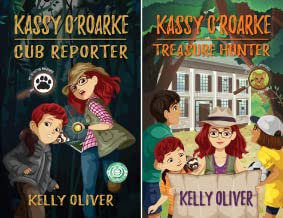 Pet Detective Mysteries (2 Book Series)