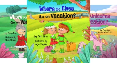 Go on Vacation (3 Book Series)