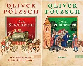 Faustus-Serie (Reihe in 2 Bänden)