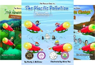 The Rescue Elves (3 Book Series)
