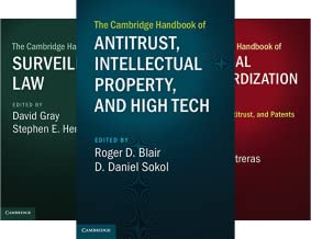 Cambridge Law Handbooks (16 Book Series)