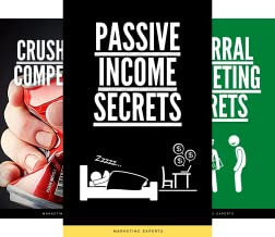 Marketing Experts (5 Book Series)