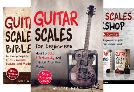 Guitar Scales Mastery