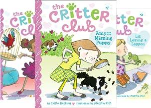 The Critter Club (23 Book Series)