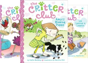The Critter Club (20 Book Series)