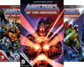 Masters of the Universe (8 Book Series)