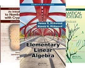 Textbooks in Mathematics (51-89) (39 Book Series)