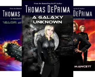 A Galaxy Unknown (9 Book Series)