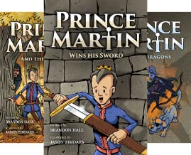 The Prince Martin Epic (5 Book Series)
