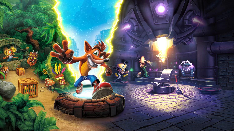 Crash Bandicoot N.Sane Trilogy: Nintendo: Amazon.es: Videojuegos