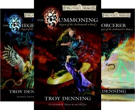 The Return of the Archwizards (3 Book Series)