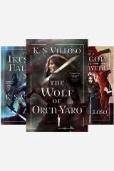 The Chronicles of the Wolf Queen (3 Book Series) Kindle Edition