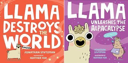 A Llama Book (2 Book Series)