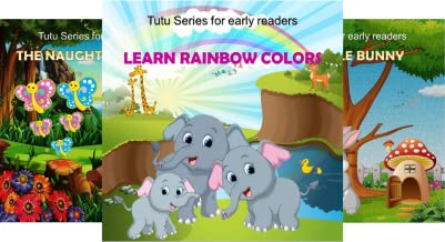 Tutu Series for early readers (6 Book Series)