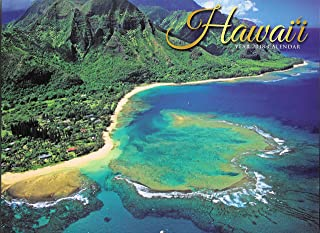 Hawaii Year 2018 Calendar