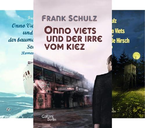 Onno-Viets-Romane (Reihe in 3 Bänden)