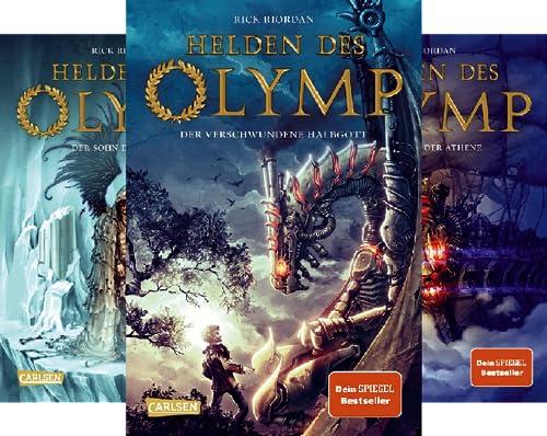 Helden des Olymp (Reihe in 4 Bänden)