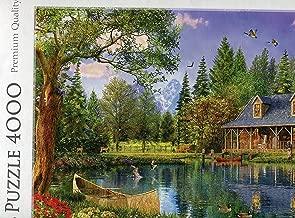 Trefl Afternoon Idyll Puzzle (4000 Piece)