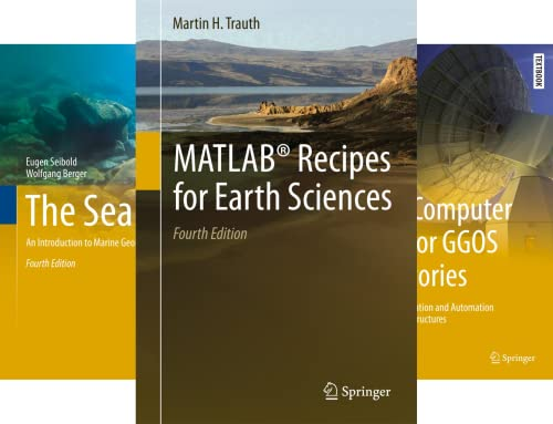 Springer Textbooks in Earth Sciences, Geography and Environment (21 Book Series)