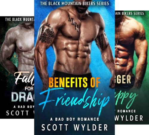 The Black Mountain Bikers Series (6 Book Series)