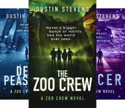 Zoo Crew Series (5 Book Series)