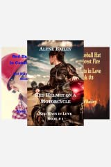 Red Hats in Love (3 Book Series) Kindle Edition