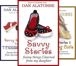 Savvy Stories (7 Book Series)